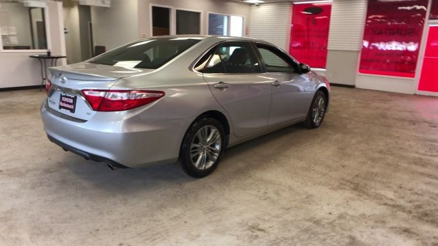 2015 Toyota Camry SE Automatic Regular Unleaded I-4 2.5 L/152 Engine Sedan 4 Door