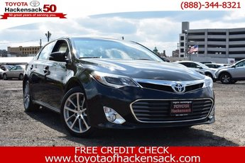2015 Toyota Avalon XLE Regular Unleaded V-6 3.5 L/211 Engine Sedan FWD Automatic 4 Door