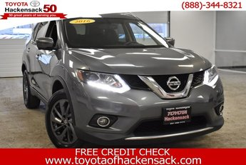 2016 Nissan Rogue SL 4 Door SUV AWD Regular Unleaded I-4 2.5 L/152 Engine Automatic (CVT)