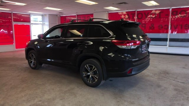 2019 Toyota Highlander LE Plus V6 AWD 4 Door Automatic SUV
