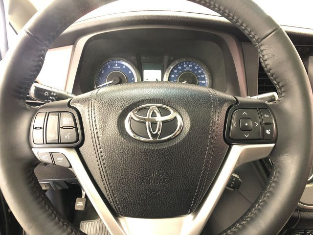 2015 Toyota Sienna Ltd AWD Automatic Regular Unleaded V-6 3.5 L/211 Engine
