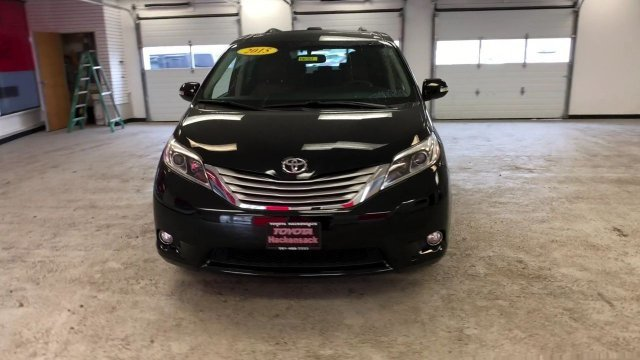 2015 Toyota Sienna Ltd Crossover 4 Door AWD Regular Unleaded V-6 3.5 L/211 Engine Automatic