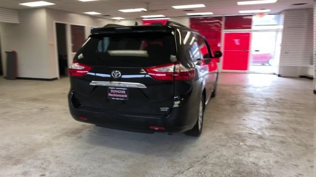 2015 Attitude Black Toyota Sienna Ltd Crossover Automatic Regular Unleaded V-6 3.5 L/211 Engine AWD 4 Door
