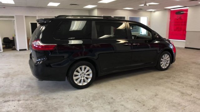 2015 Toyota Sienna Ltd AWD Crossover Regular Unleaded V-6 3.5 L/211 Engine 4 Door Automatic