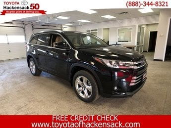 2019 Toyota Highlander Limited V6 AWD 4 Door AWD SUV Regular Unleaded V-6 3.5 L/211 Engine Automatic