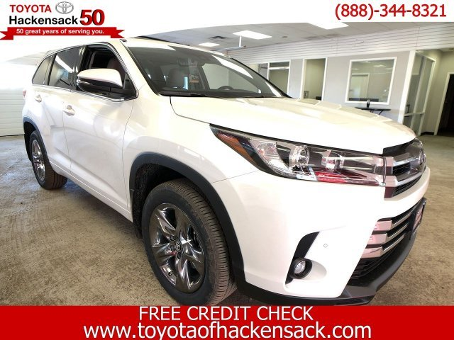 2019 Toyota Highlander Limited Platinum V6 AWD Regular Unleaded V-6 3.5 L/211 Engine Automatic AWD 4 Door SUV