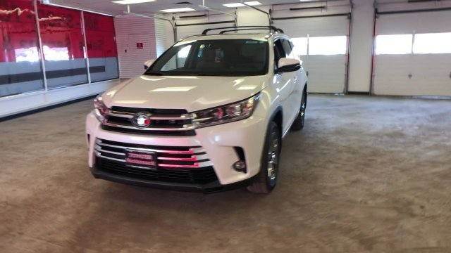 2019 Blizzard Pearl Toyota Highlander Limited Platinum V6 AWD 4 Door AWD SUV Regular Unleaded V-6 3.5 L/211 Engine Automatic