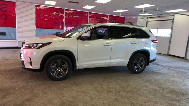 2019 Toyota Highlander Limited Platinum V6 AWD Automatic AWD 4 Door