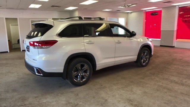 2019 Toyota Highlander Limited Platinum V6 AWD Automatic AWD 4 Door Regular Unleaded V-6 3.5 L/211 Engine SUV