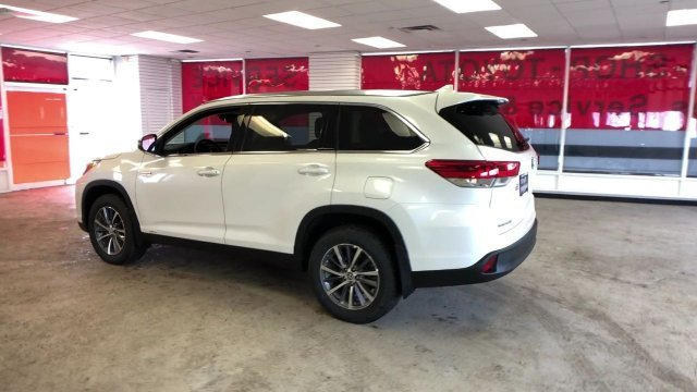 2019 Toyota Highlander Hybrid XLE V6 AWD Gas/Electric V-6 3.5 L/211 Engine SUV 4 Door Automatic (CVT) AWD