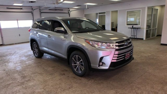 2019 Toyota Highlander Hybrid XLE V6 AWD 4 Door Gas/Electric V-6 3.5 L/211 Engine SUV AWD Automatic (CVT)