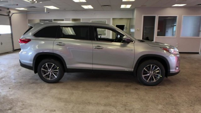 2019 Toyota Highlander Hybrid XLE V6 AWD AWD 4 Door Automatic (CVT) SUV Gas/Electric V-6 3.5 L/211 Engine