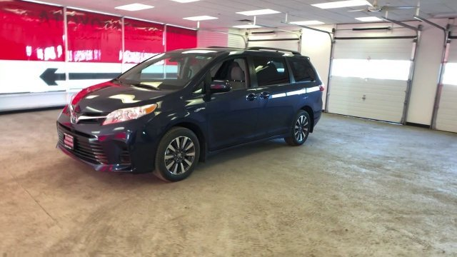 2019 Toyota Sienna LE AWD 7-Passenger AWD Regular Unleaded V-6 3.5 L/211 Engine Van Automatic 4 Door