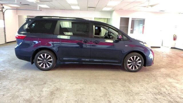 2019 Toyota Sienna LE AWD 7-Passenger Regular Unleaded V-6 3.5 L/211 Engine Automatic Van AWD