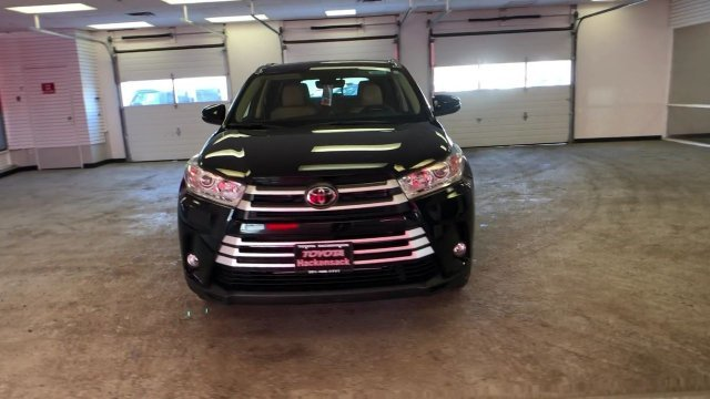 2019 Toyota Highlander XLE V6 AWD 4 Door Regular Unleaded V-6 3.5 L/211 Engine AWD