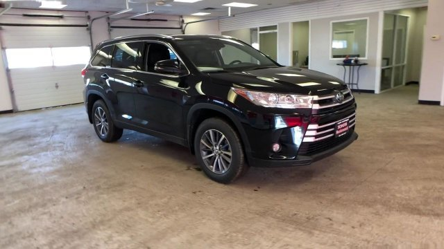 2019 Toyota Highlander XLE V6 AWD 4 Door Automatic AWD SUV Regular Unleaded V-6 3.5 L/211 Engine