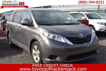 2014 PREDAWN Toyota Sienna LE Regular Unleaded V-6 3.5 L/211 Engine Crossover 4 Door FWD Automatic