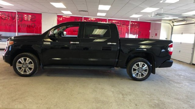 2015 Attitude Black Metallic Toyota Tundra Platinum 4X4 Regular Unleaded V-8 5.7 L/346 Engine Truck 4 Door