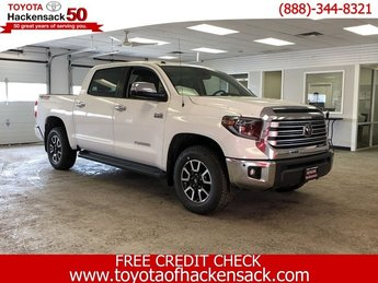2019 Toyota Tundra Limited CrewMax 5.5 Bed 5.7L 4X4 Truck 4 Door Regular Unleaded V-8 5.7 L/346 Engine Automatic