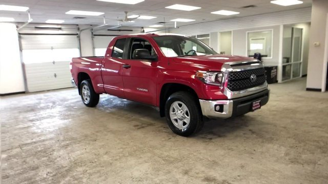 2019 Toyota Tundra SR5 Double Cab 6.5 Bed 4.6L Truck 4 Door Regular Unleaded V-8 4.6 L/281 Engine Automatic 4X4