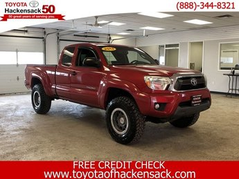 2012 Toyota Tacoma ACC CAB 4WD V6 AT Gas V6 4.0L/241 Engine Automatic 2 Door 4X4 Truck