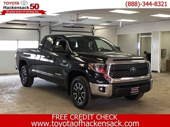 2019 Toyota Tundra SR5 Double Cab 6.5 Bed 5.7L Regular Unleaded V-8 5.7 L/346 Engine 4X4 Truck