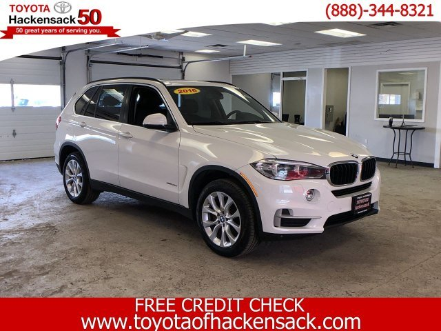 2016 White BMW X5 xDrive35i Automatic SUV 4 Door