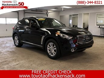 2015 INFINITI QX70 4DR AWD AWD Premium Unleaded V-6 3.7 L/226 Engine 4 Door