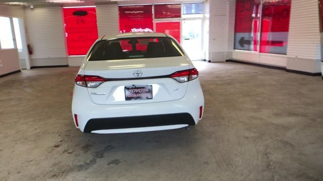 2020 Toyota Corolla LE CVT Sedan Regular Unleaded I-4 1.8 L/110 Engine FWD