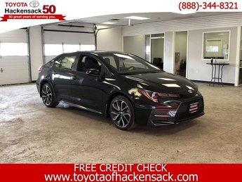 2020 Toyota Corolla SE CVT Regular Unleaded I-4 2.0 L/121 Engine Sedan 4 Door