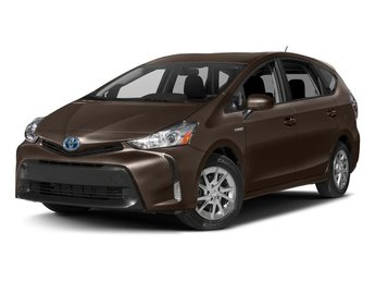 2016 Toyota Prius v Gas/Electric I-4 1.8 L/110 Engine FWD 4 Door Crossover Automatic (CVT)
