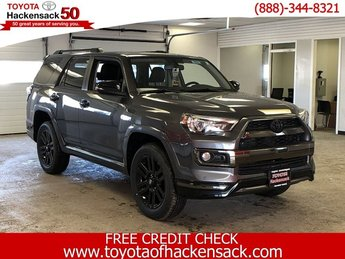 2019 Toyota 4Runner Limited Nightshade 4WD SUV Automatic 4 Door 4X4