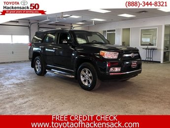 2011 Black Toyota 4Runner SR5 Gas V6 4.0L/241 Engine 4X4 SUV Automatic 4 Door