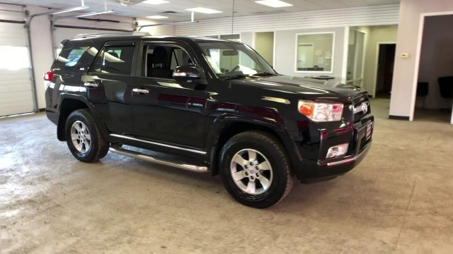 2011 Toyota 4Runner SR5 Automatic Gas V6 4.0L/241 Engine SUV 4 Door 4X4
