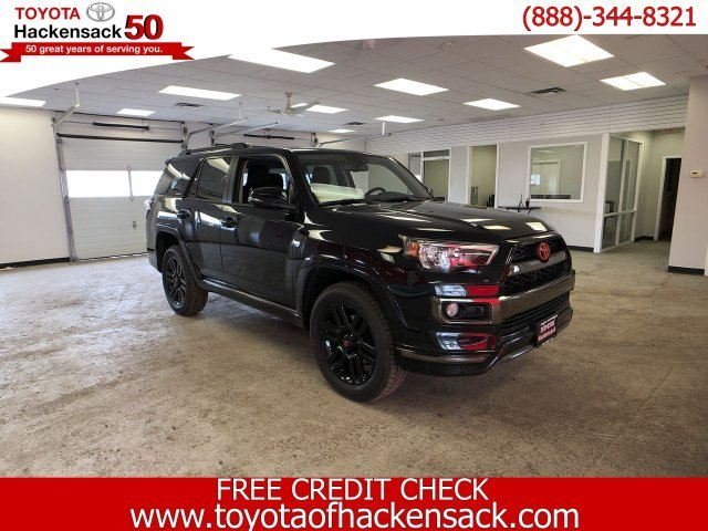 2019 Toyota 4Runner Limited Nightshade 4WD 4 Door Automatic SUV 4X4