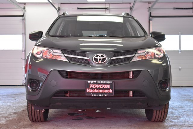 2015 Toyota RAV4 LE Automatic Regular Unleaded I-4 2.5 L/152 Engine SUV AWD