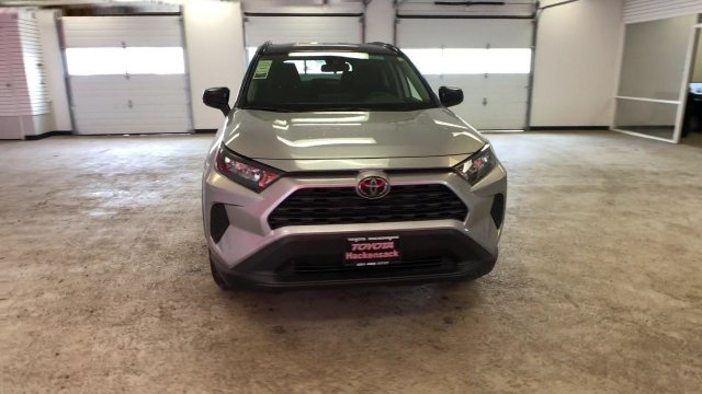 2019 Silver Sky Metallic Toyota RAV4 LE AWD Regular Unleaded I-4 2.5 L/152 Engine SUV AWD