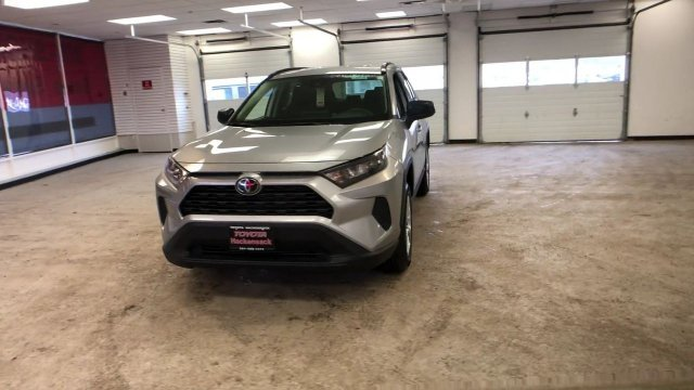2019 Toyota RAV4 LE AWD SUV AWD Regular Unleaded I-4 2.5 L/152 Engine Automatic