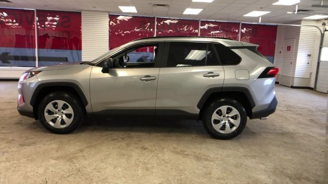 2019 Toyota RAV4 LE AWD SUV 4 Door AWD Regular Unleaded I-4 2.5 L/152 Engine