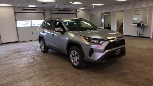 2019 Toyota RAV4 LE AWD Regular Unleaded I-4 2.5 L/152 Engine SUV AWD Automatic
