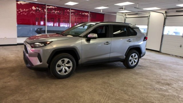 2019 Toyota RAV4 LE AWD Automatic 4 Door SUV AWD Regular Unleaded I-4 2.5 L/152 Engine