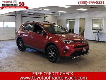 2016 Toyota RAV4 SE Automatic Regular Unleaded I-4 2.5 L/152 Engine SUV