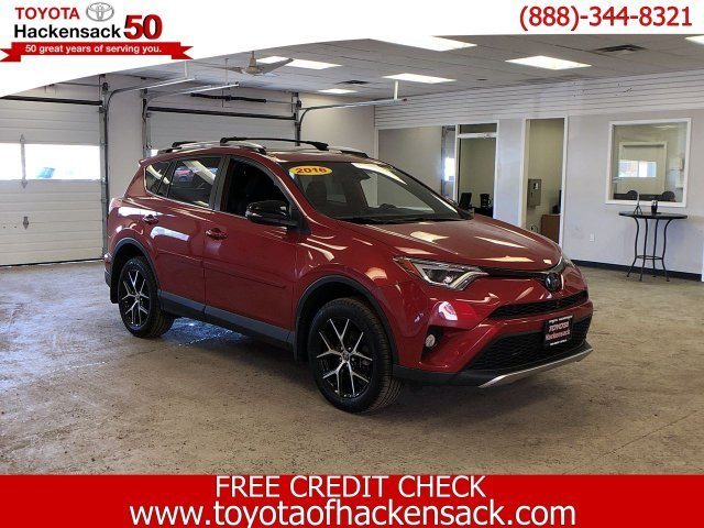2016 Toyota RAV4 SE AWD Regular Unleaded I-4 2.5 L/152 Engine 4 Door Automatic SUV