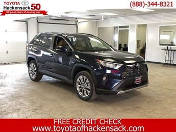 2019 Toyota RAV4 Limited AWD AWD 4 Door SUV Regular Unleaded I-4 2.5 L/152 Engine