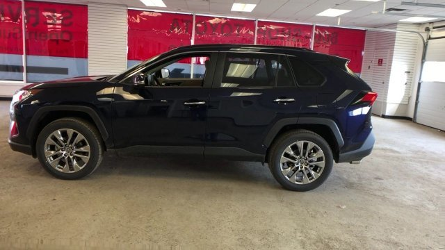 2019 Toyota RAV4 Limited AWD AWD 4 Door Automatic