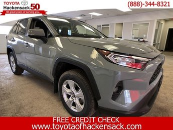 2019 Lunar Rock Toyota RAV4 XLE AWD Automatic SUV Regular Unleaded I-4 2.5 L/152 Engine 4 Door
