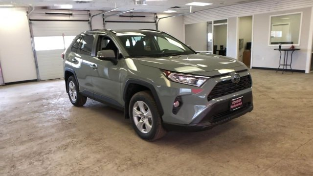 2019 Lunar Rock Toyota RAV4 XLE AWD 4 Door Regular Unleaded I-4 2.5 L/152 Engine SUV AWD