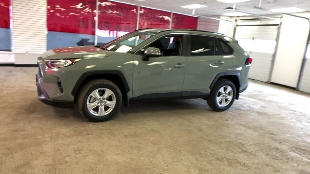 2019 Toyota RAV4 XLE AWD SUV AWD Automatic 4 Door Regular Unleaded I-4 2.5 L/152 Engine