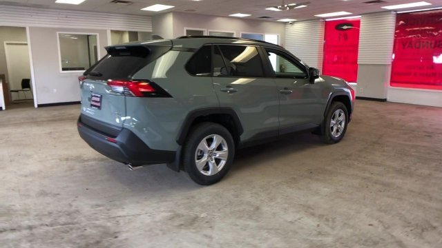 2019 Toyota RAV4 XLE AWD Regular Unleaded I-4 2.5 L/152 Engine AWD SUV