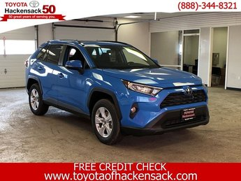 2019 Blue Flame Toyota RAV4 XLE AWD SUV Regular Unleaded I-4 2.5 L/152 Engine AWD 4 Door Automatic